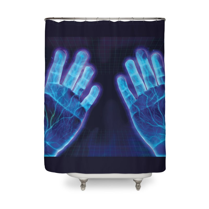 Pure Fusion Home Shower Curtain by Dega Studios