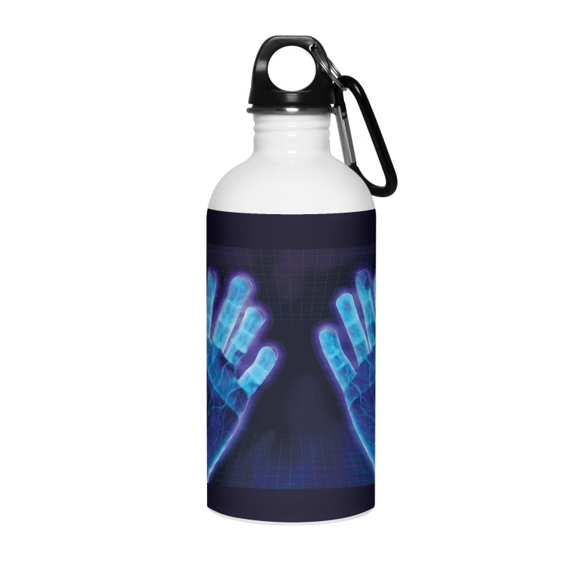 Pure Fusion Accessories Water Bottle by Dega Studios