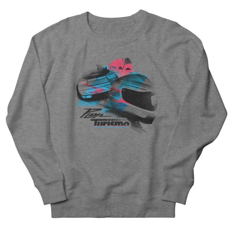 Playa Turismo Men's French Terry Sweatshirt by Dega Studios