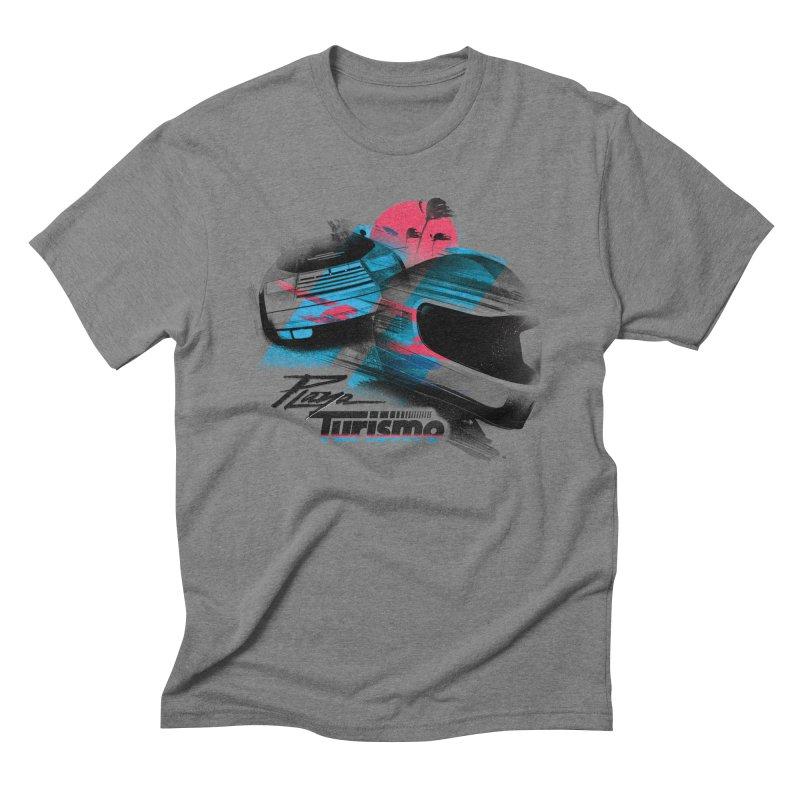 Playa Turismo Men's T-Shirt by Dega Studios