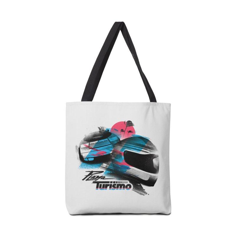 Playa Turismo Accessories Bag by Dega Studios