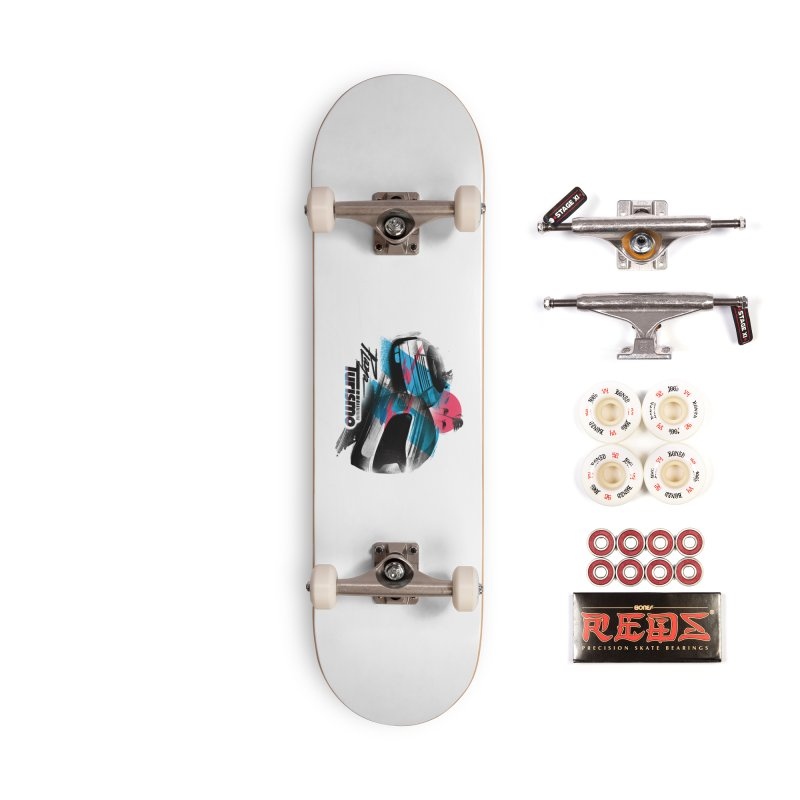 Playa Turismo Accessories Complete - Pro Skateboard by Dega Studios