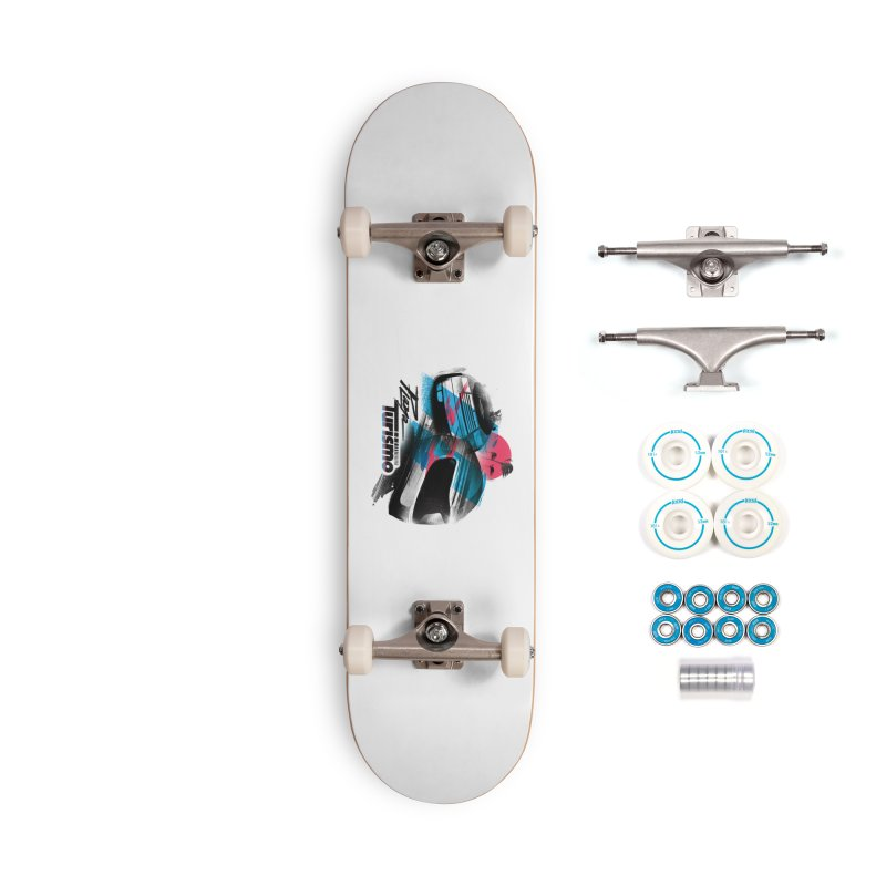 Playa Turismo Accessories Complete - Basic Skateboard by Dega Studios