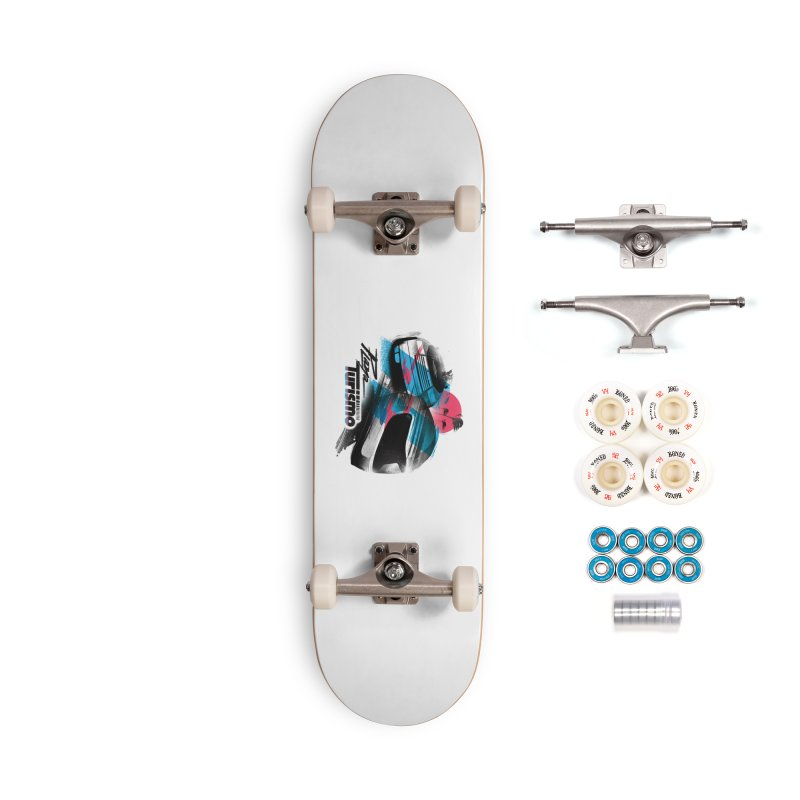 Playa Turismo Accessories Complete - Premium Skateboard by Dega Studios