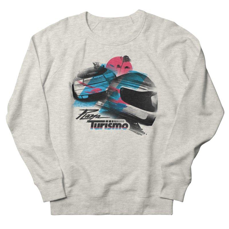 Playa Turismo Men's Sweatshirt by Dega Studios