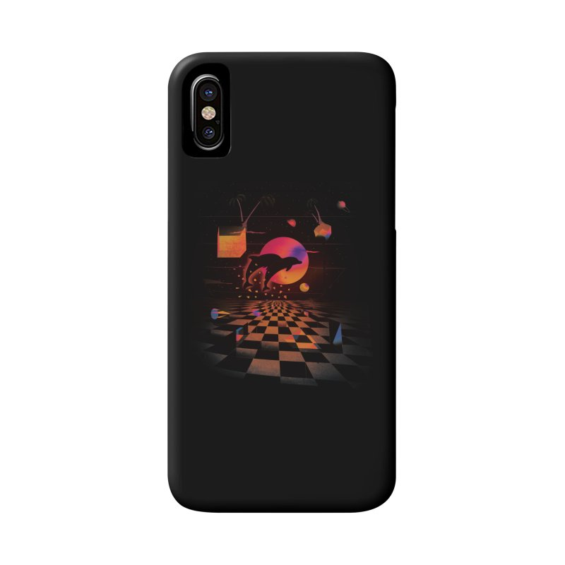 Kepler 307 - Midnight Edition Accessories Phone Case by Dega Studios