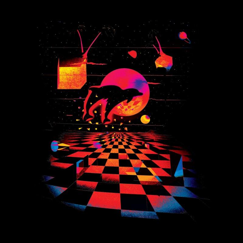 Kepler 307 - Midnight Edition Men's T-Shirt by Dega Studios