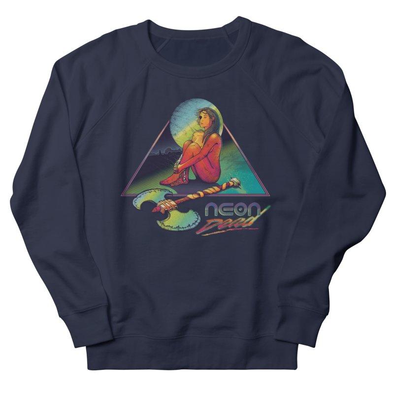 Neon Dead Women's Sweatshirt by Dega Studios