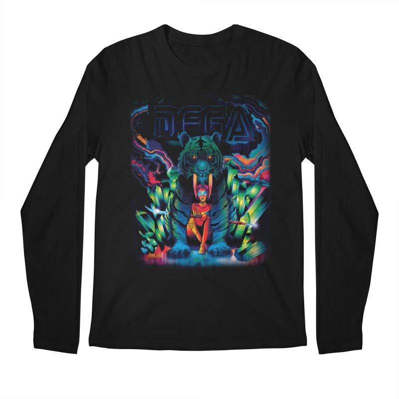 Dega Fatalis Men's Longsleeve T-Shirt by Dega Studios