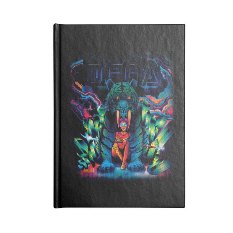 Dega Fatalis Accessories Notebook by Dega Studios