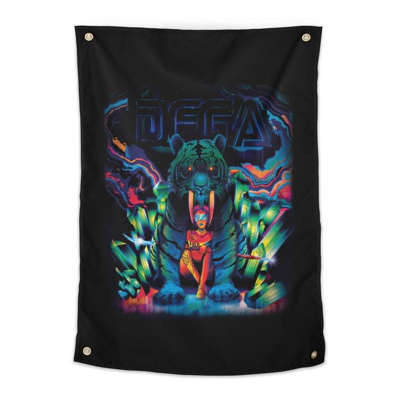 Dega Fatalis Home Tapestry by Dega Studios