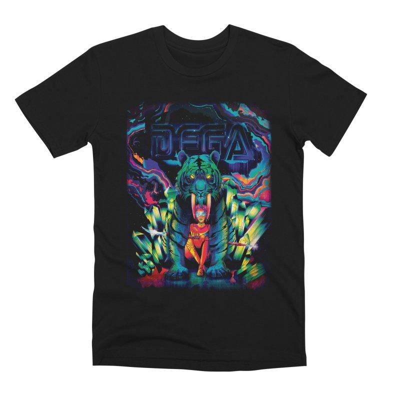 Dega Fatalis Men's Premium T-Shirt by Dega Studios