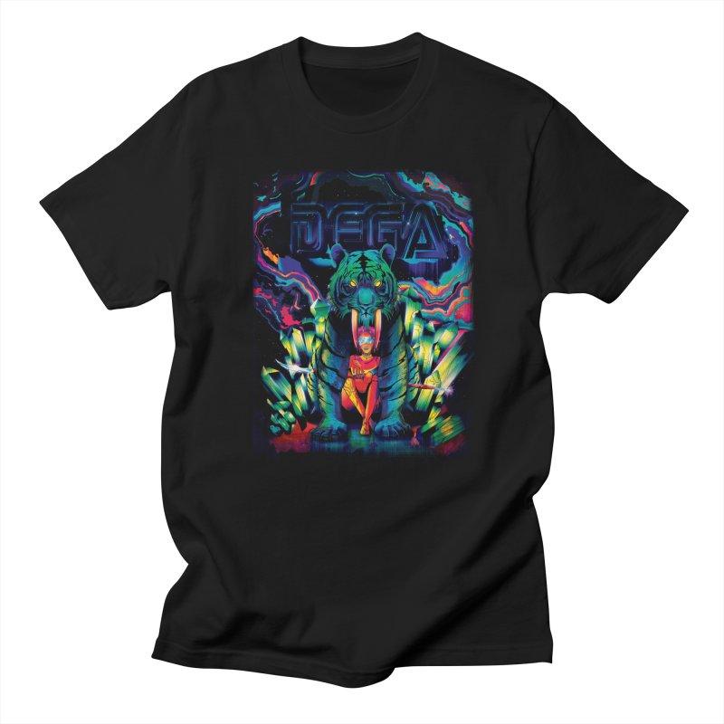 Dega Fatalis Men's T-Shirt by Dega Studios
