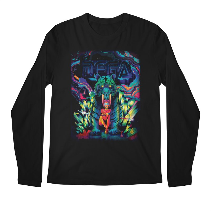 Dega Fatalis Men's Regular Longsleeve T-Shirt by Dega Studios