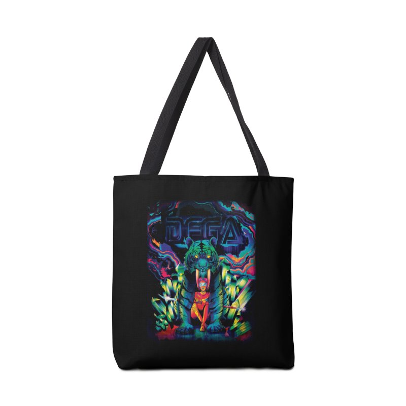 Dega Fatalis Accessories Tote Bag Bag by Dega Studios