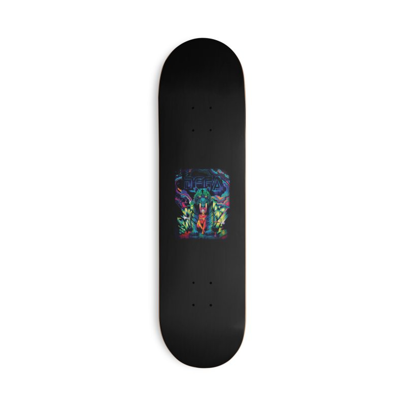 Dega Fatalis Accessories Deck Only Skateboard by Dega Studios
