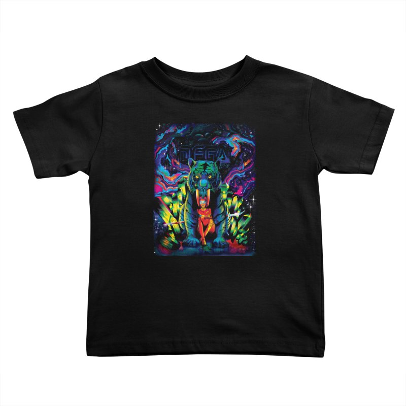 Dega Fatalis Kids Toddler T-Shirt by Dega Studios