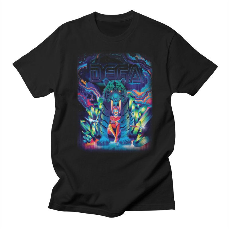 Dega Fatalis Men's T-shirt by Dega Studios
