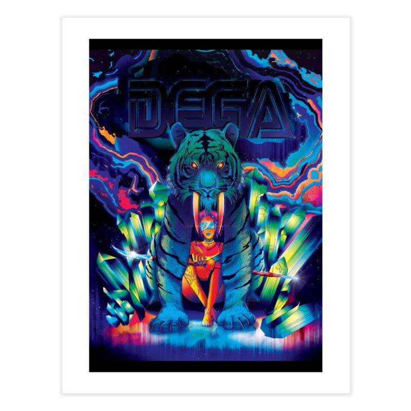 Dega Fatalis in Fine Art Print by Dega Studios
