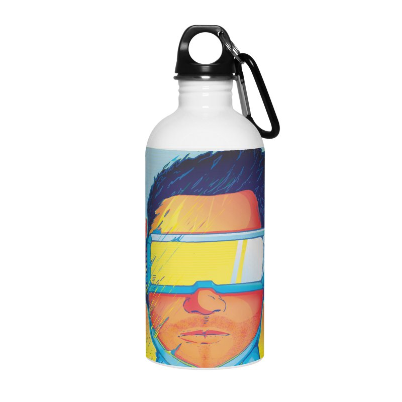 Can You Imagine Accessories Water Bottle by Dega Studios