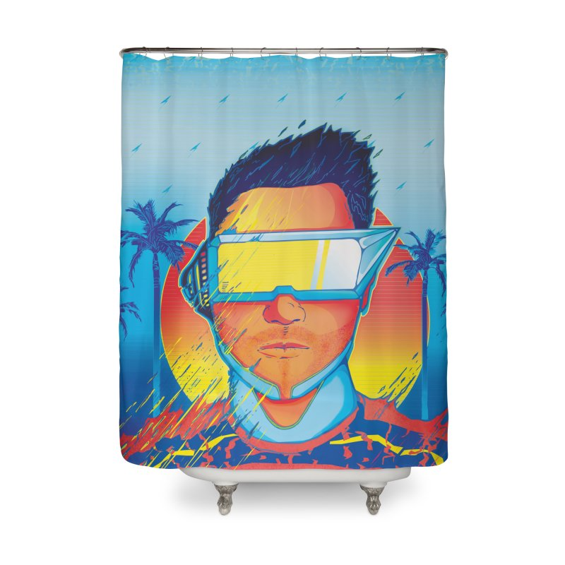 Can You Imagine Home Shower Curtain by Dega Studios