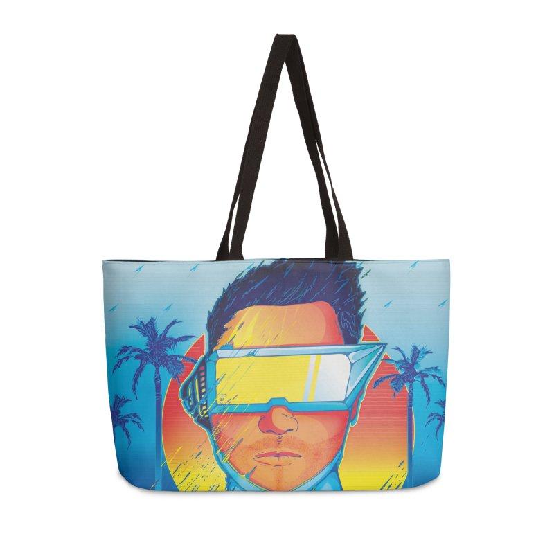 Can You Imagine Accessories Weekender Bag Bag by Dega Studios