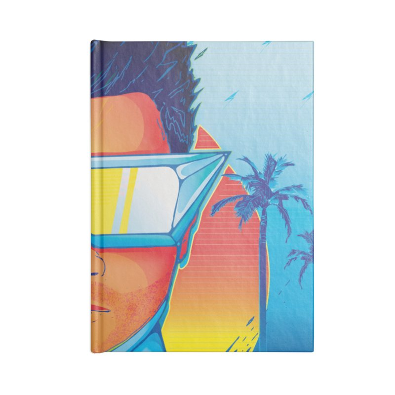Can You Imagine Accessories Notebook by Dega Studios