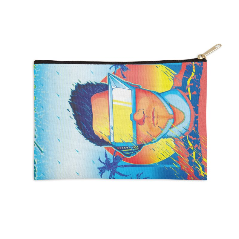 Can You Imagine Accessories Zip Pouch by Dega Studios