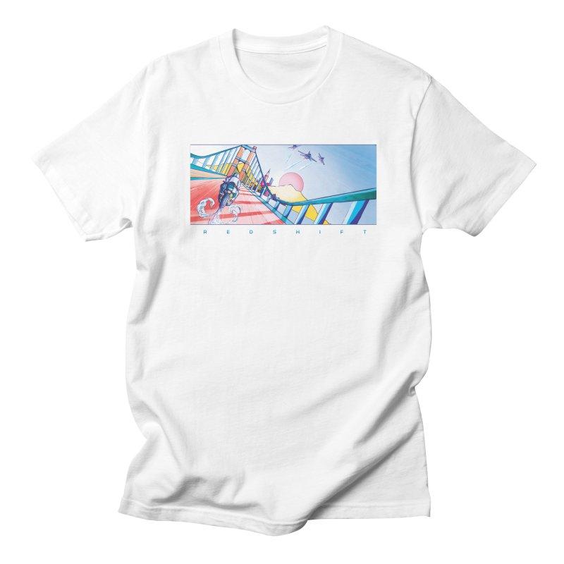 Redshift Women's T-Shirt by Dega Studios