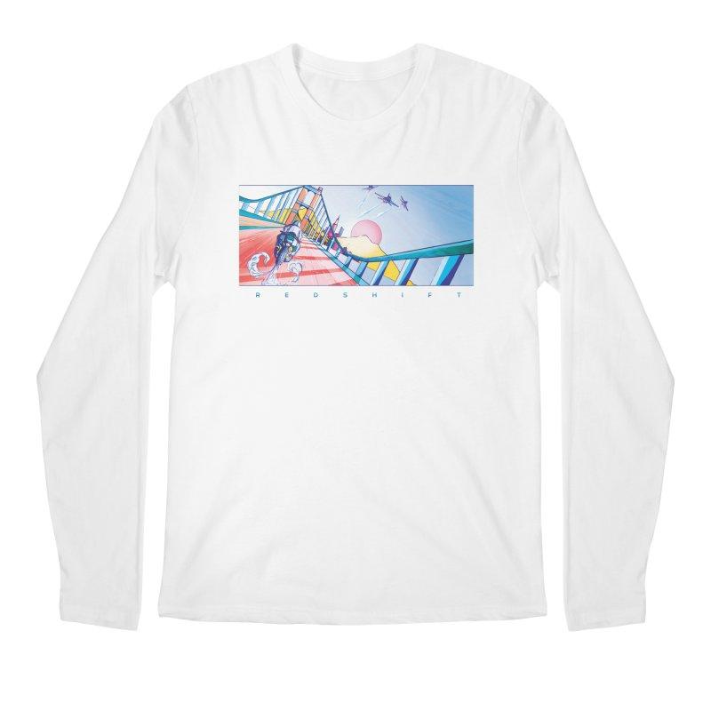 Redshift Men's Regular Longsleeve T-Shirt by Dega Studios