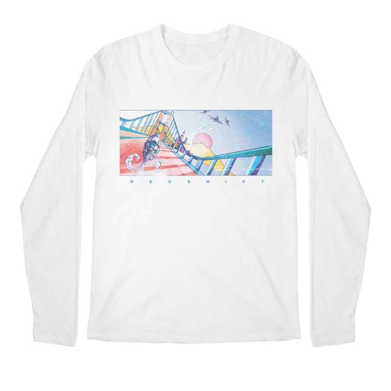 Redshift Men's Longsleeve T-Shirt by Dega Studios