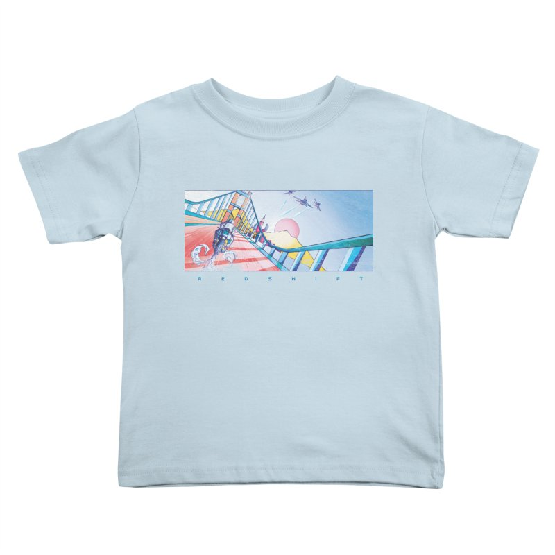 Redshift Kids Toddler T-Shirt by Dega Studios