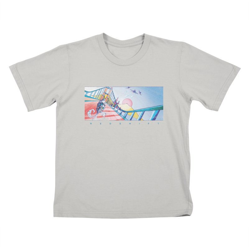 Redshift Kids T-Shirt by Dega Studios