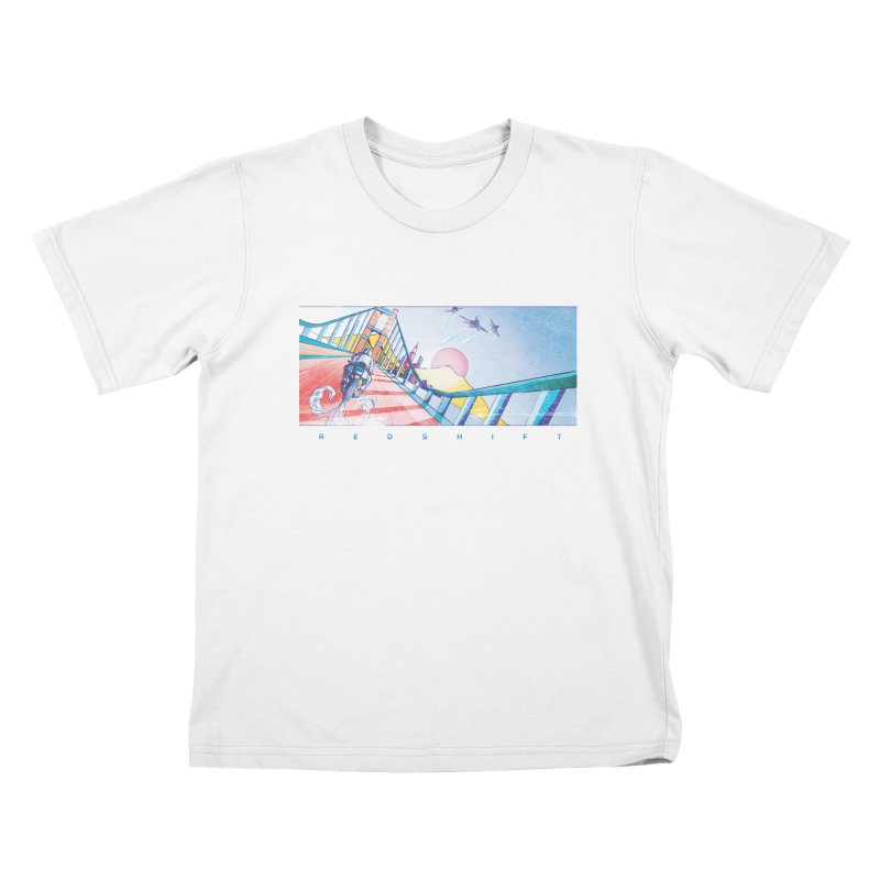 Redshift Kids Toddler T-Shirt by Dega Studios