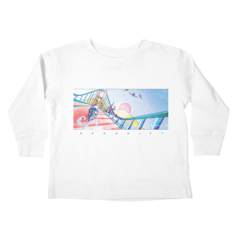Redshift Kids Toddler Longsleeve T-Shirt by Dega Studios