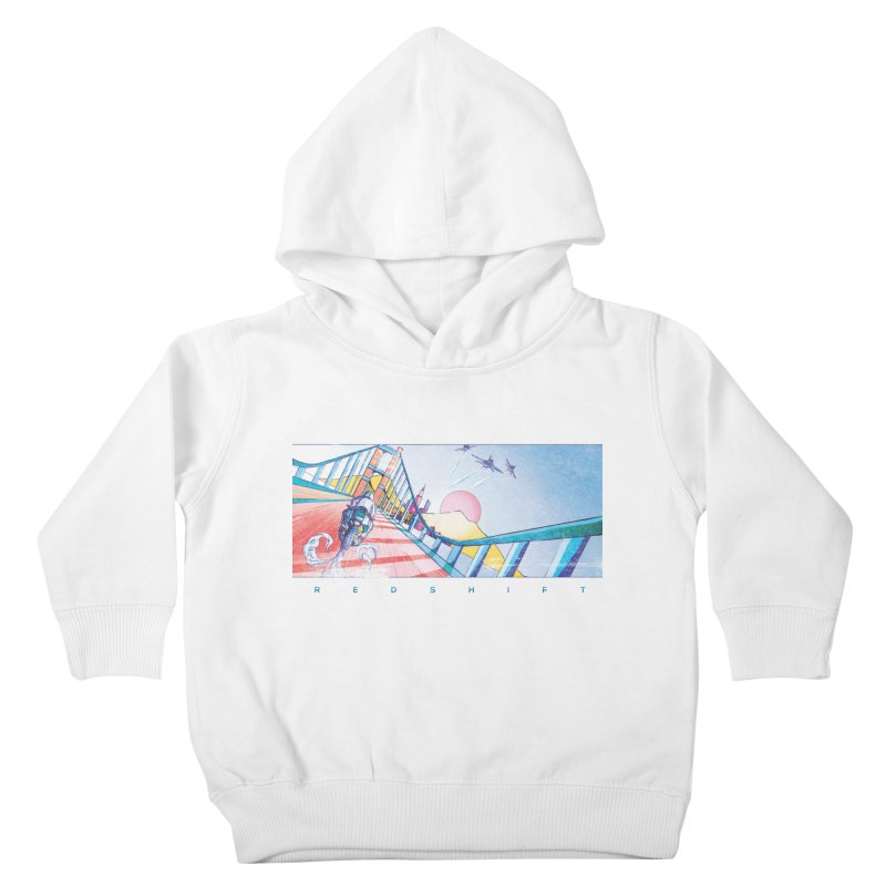 Redshift Kids Toddler Pullover Hoody by Dega Studios