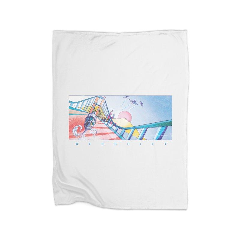 Redshift Home Blanket by Dega Studios