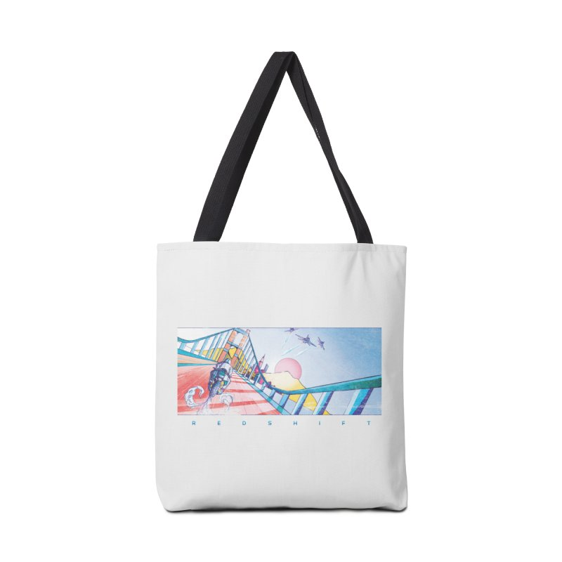 Redshift Accessories Tote Bag Bag by Dega Studios
