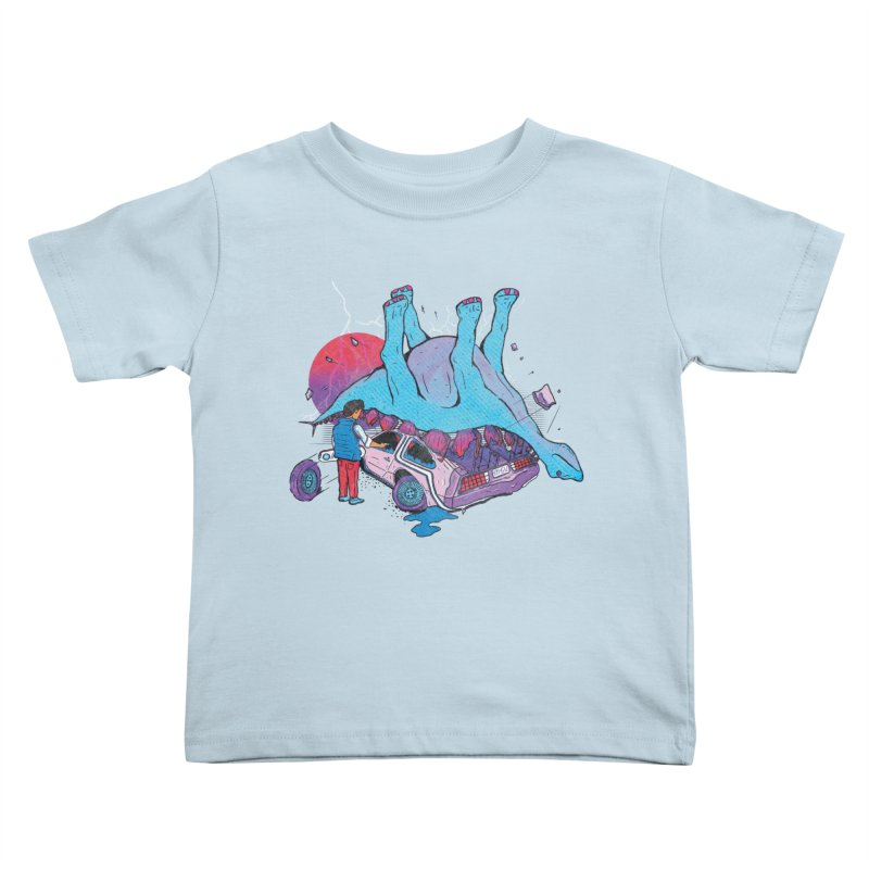 This is Heavy Kids Toddler T-Shirt by Dega Studios