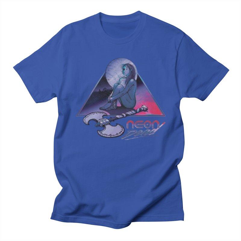Neon Dead Nightmare Edition Women's Unisex T-Shirt by Dega Studios