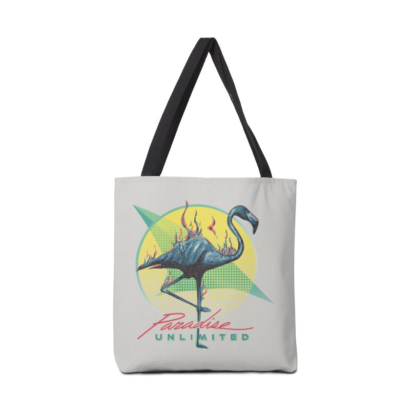 Paradise Unlimited in Tote Bag by Dega Studios