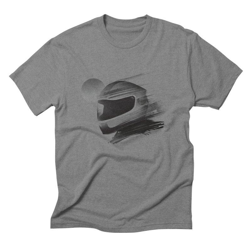 Archeo Speed Men's Triblend T-Shirt by Dega Studios