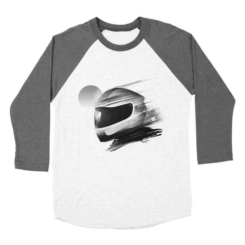Archeo Speed Men's Baseball Triblend T-Shirt by Dega Studios