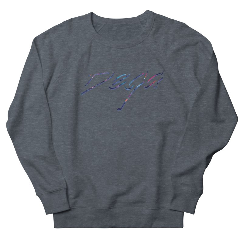 Dega Signature Tee Women's Sweatshirt by Dega Studios
