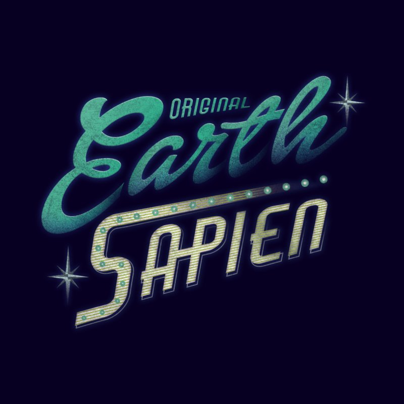 Earth Sapien by Dega Studios