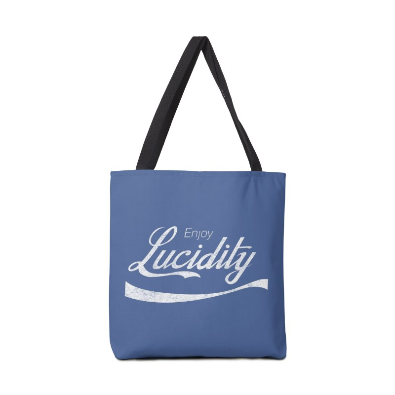 Enjoy Lucidity Accessories Bag by Dega Studios