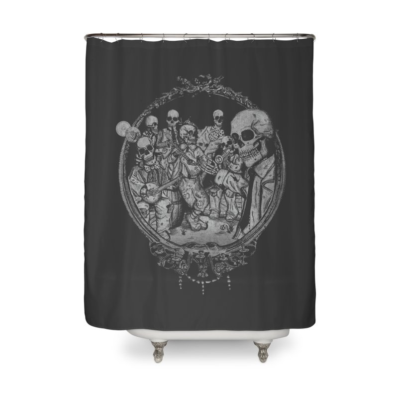 An Occult Classic Home Shower Curtain by Dega Studios