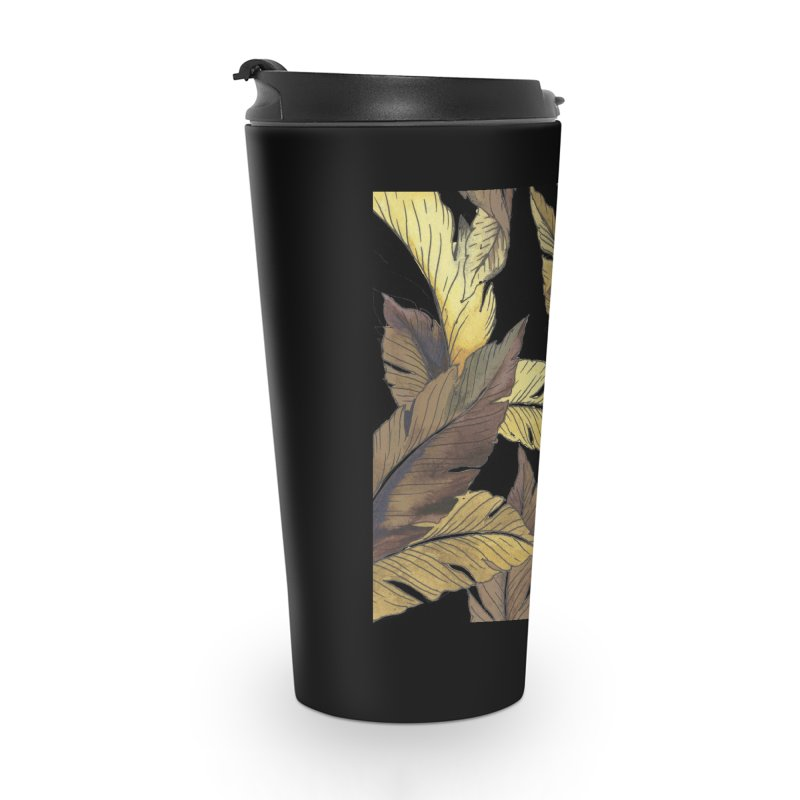 banana jungle ii Accessories Mug by delcore's Artist Shop