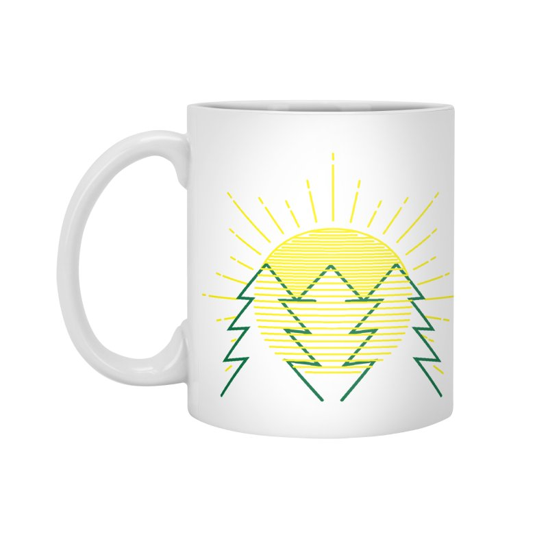 Sunny Day Accessories Mug by delcored