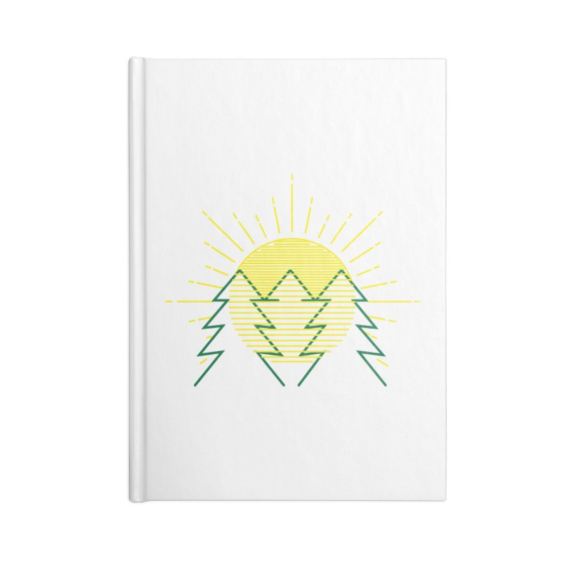 Sunny Day Accessories Notebook by delcored